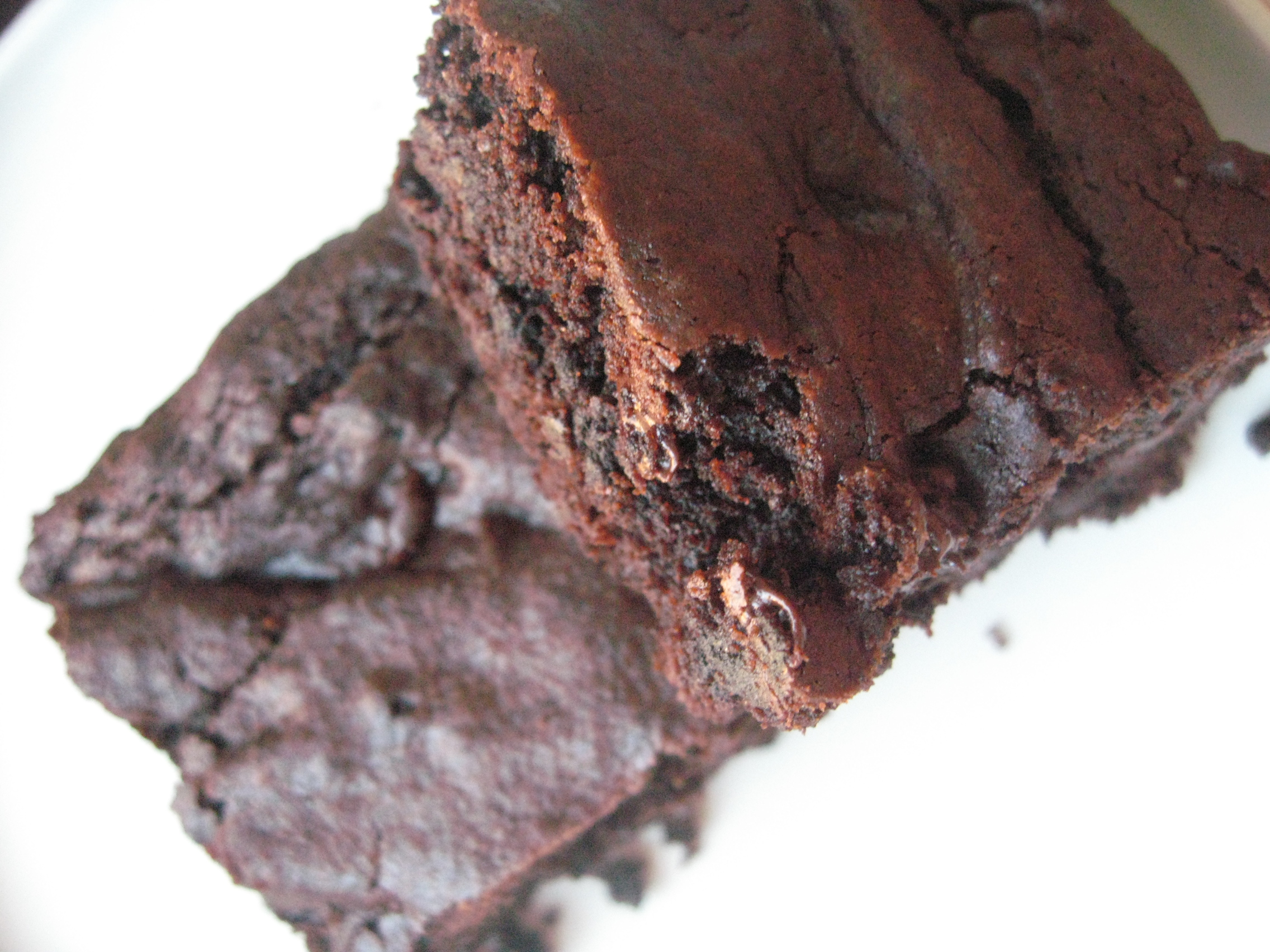 Seriously THE Best, Vegan Brownies | V-Spot