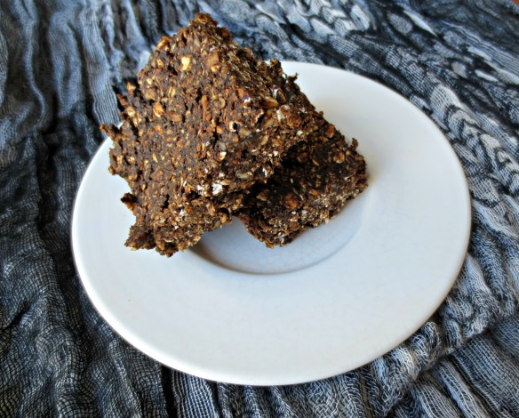 Cocoa and Toasted Coconut Energy Bars 1