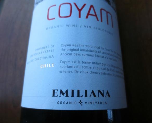 Coyam Close-up