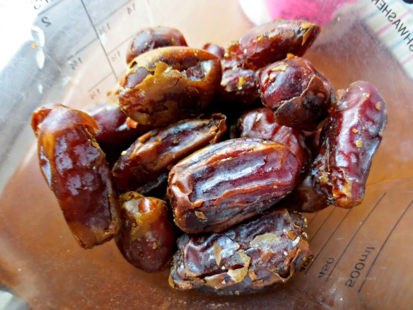Dried Whole Dates