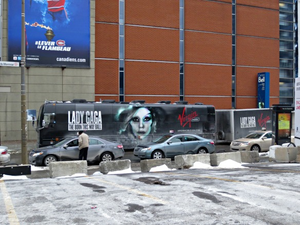 Born this Way Bus