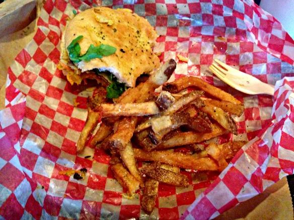 Veggie Burger Annihilaltion