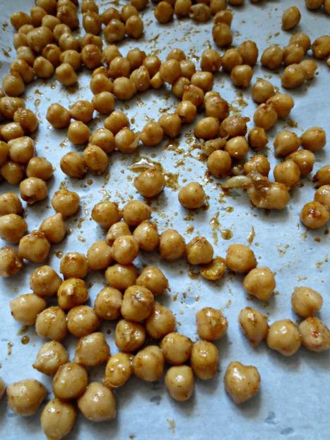 Pre-roasted Chickpeas